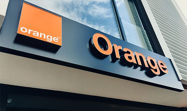 rotulo orange