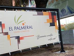 lona impresa el palmeral