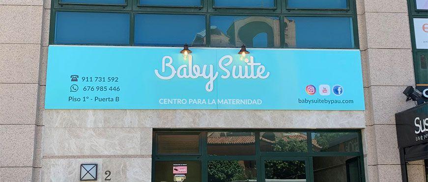 rotulo bandeja dibon baby suite