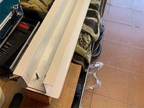 Caja de luz y banderola para FAP Grand Cru